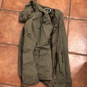 Jacket army green